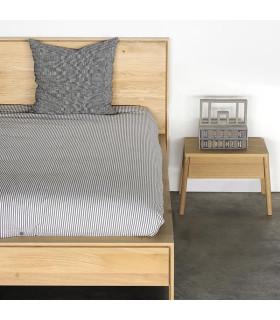 Air 北歐設計抽屜床頭櫃
