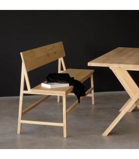 N3 設計師靠背長凳