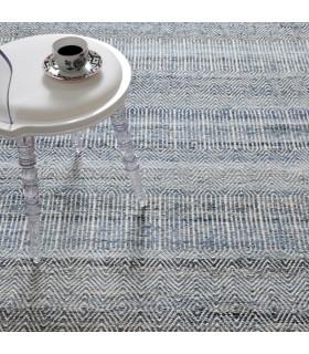 Uyuni 丹寧羊毛地毯