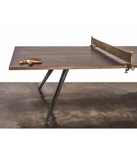 工業風乒乓球桌/餐桌 (限量版)