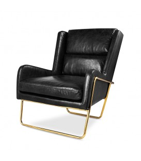 London 紳士皮革休閒椅
