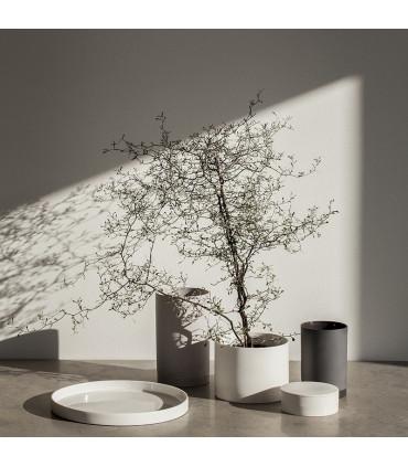 Cylindrical 陶瓷花器