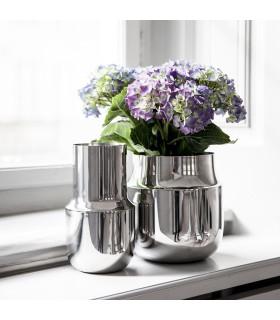 Tactile Vase 鏡面花器(寬)