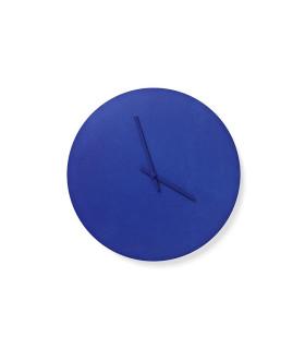 Steel Wall Clock 極簡金屬掛鐘(夜藍)