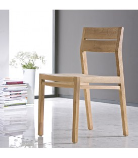 EX1 設計橡木餐椅