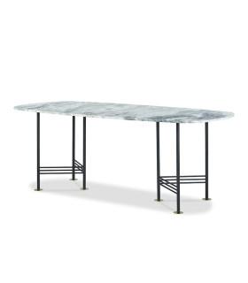 Daddy O 奢華老爹水磨石餐桌