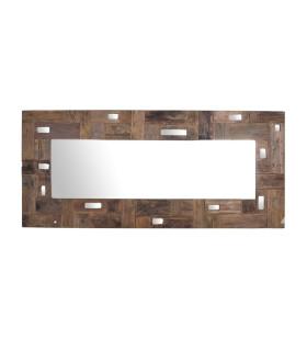 Home Solutions 風鑿壁掛長方鏡