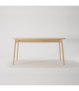 Twist 斯堪地雅趣長餐桌 - 歐洲白橡木