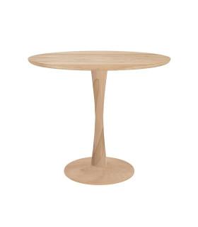 Torsion 圓形餐桌