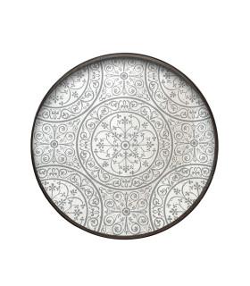 摩洛哥薄霧鏡面托盤