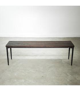 Kulu 焦燻橡木長凳