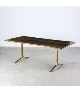 Samara 焦燻橡木餐桌