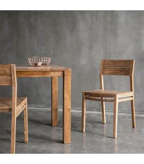 EX1 設計原木座椅