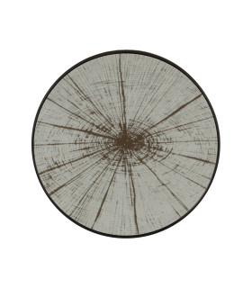 清澄年輪鏡面托盤