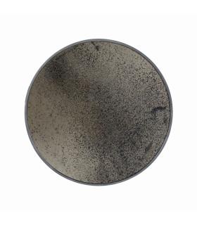 古老年代清澄鏡面托盤