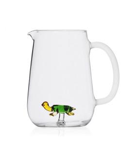 ANIMAL FARM 水壺 - 綠色烏龜